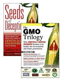 GMO Trilogy
