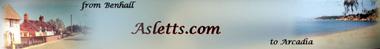 Asletts logo