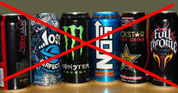 unhealthy energy drinks