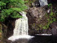 Water Fall in Scotland