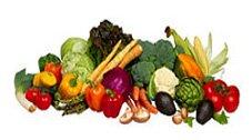 Eat Plenty of Fruit & Vegetables