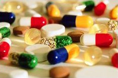Assortment of Medicinal Drugs